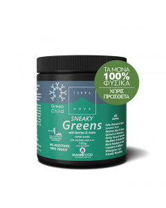 TERRANOVA Green Child Sneaky Greens Super-Shake 180γρ